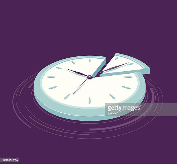 time slice - serving size stock illustrations, clip art, cartoons, & icons