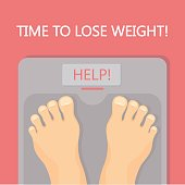 Time to lose weight.