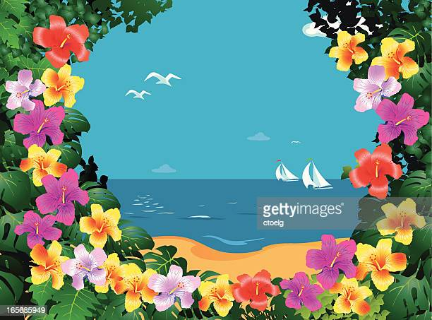 time to relax - beach holiday stock illustrations, clip art, cartoons, & icons
