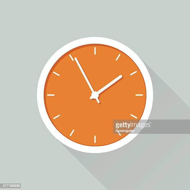 stockillustraties, clipart, cartoons en iconen met time - klok