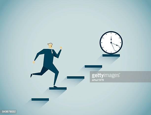 ilustraciones, imágenes clip art, dibujos animados e iconos de stock de time, - reloj de pared