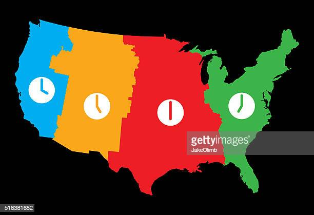 World\'s Best Time Zone Stock Illustrations - Getty Images