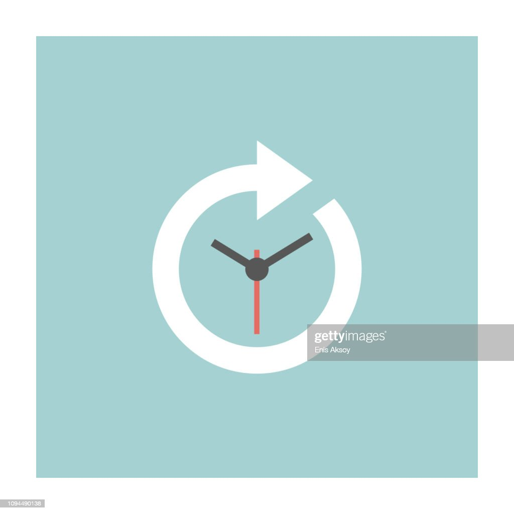 Timeline Icon : stock illustration