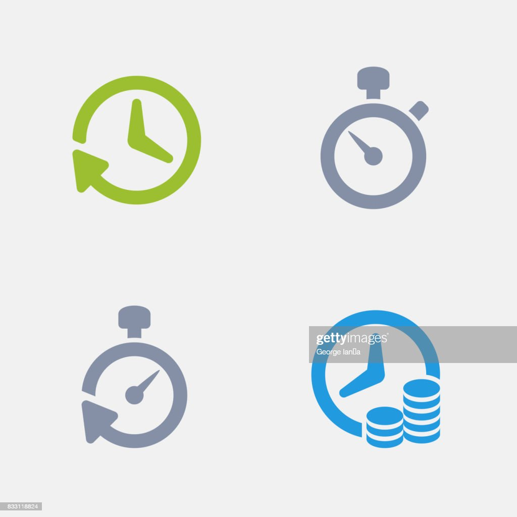 Timers - Granite Icons