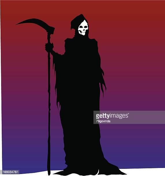 ilustraciones, imágenes clip art, dibujos animados e iconos de stock de el tiempo de - la muerte