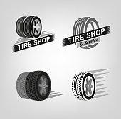 Tire Shop symbol