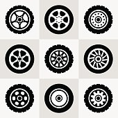 free tire clipart and vector graphics clipart me