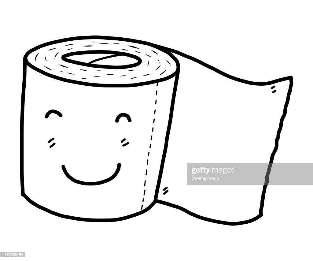 tissue cartoon