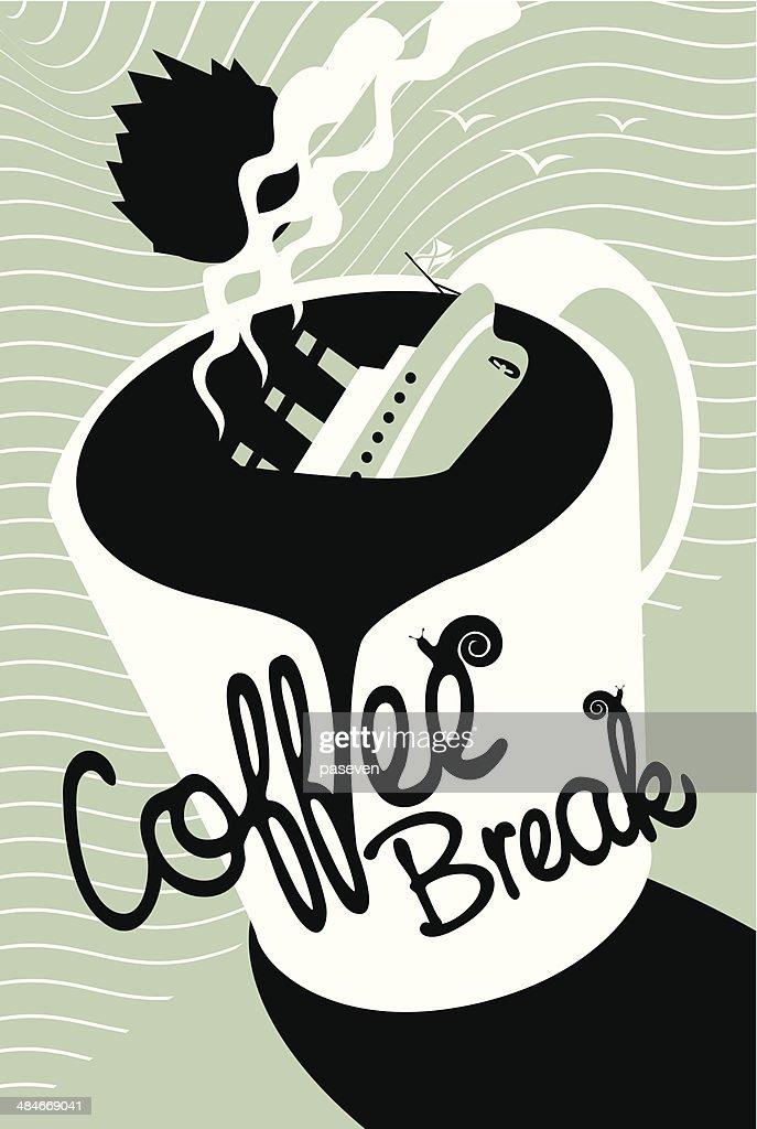 Titanic coffee