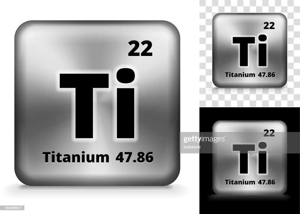 Titanium Square Element Background Set Vector Art Getty Images