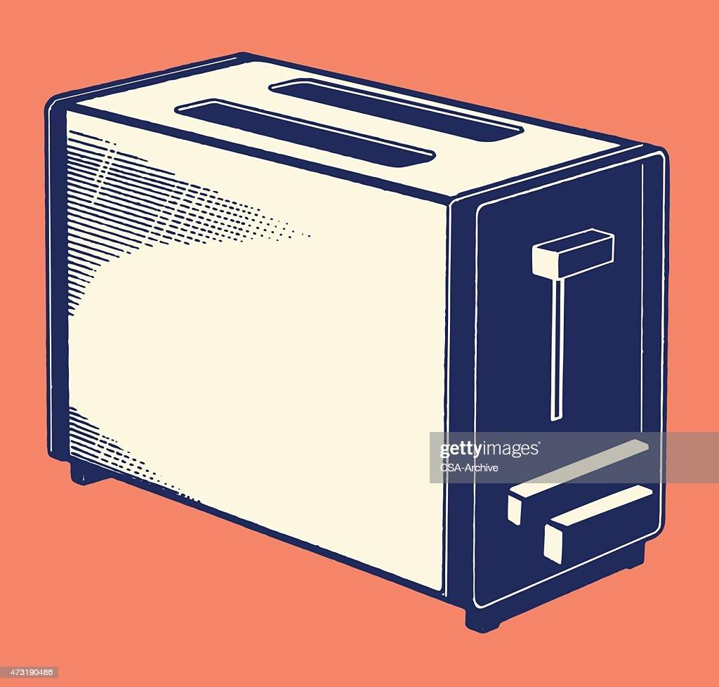 Toaster : stock illustration