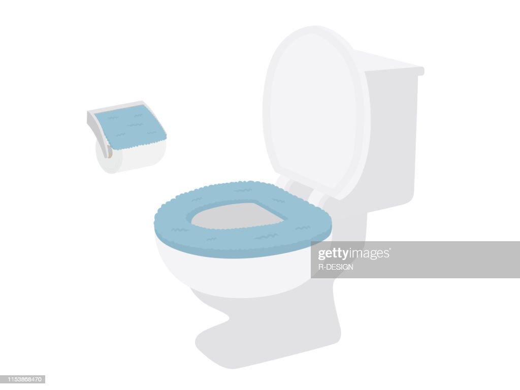 Toilet Paper : stock illustration