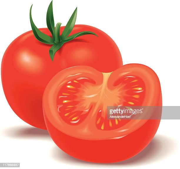 60点のトマトのイラスト素材クリップアート素材マンガ素材アイコン