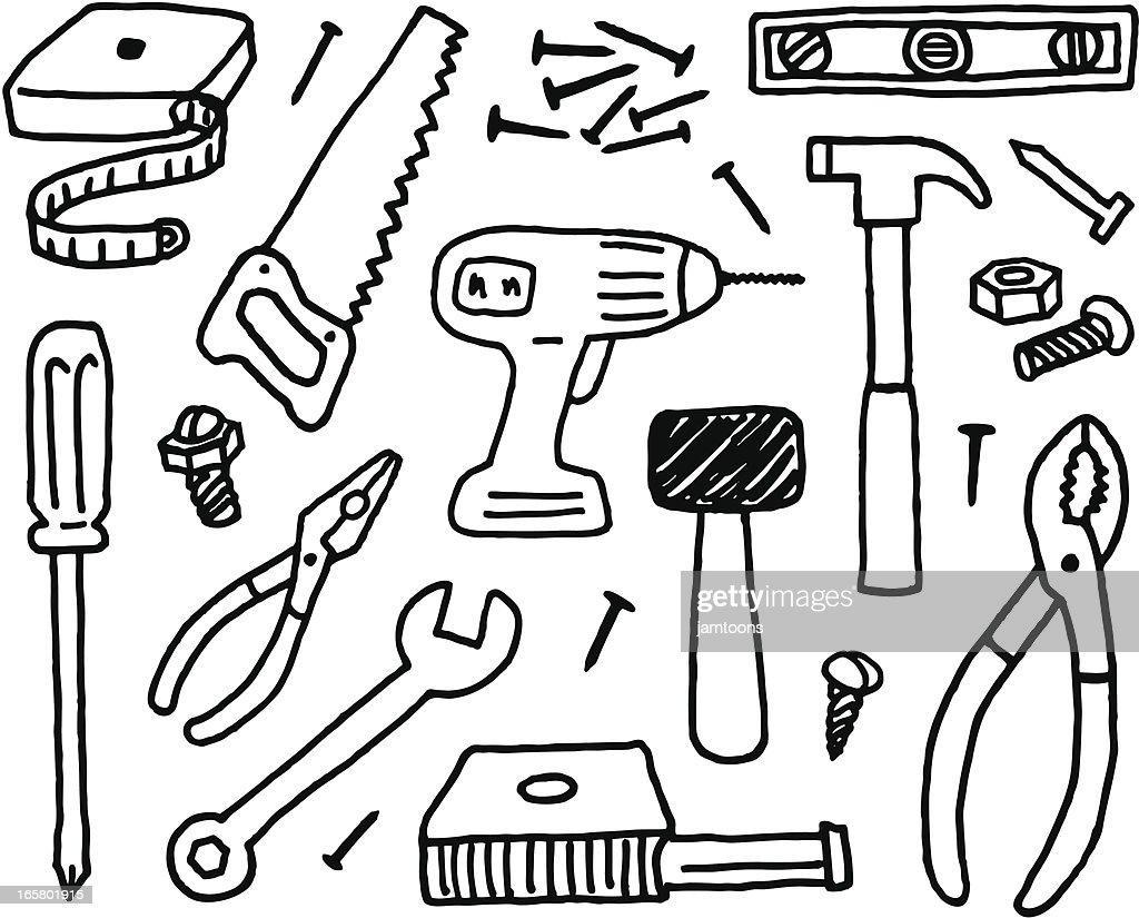 Tool Doodles