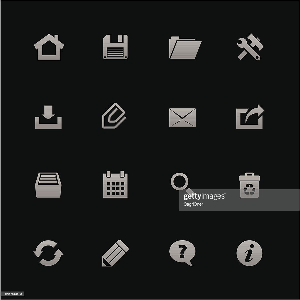 Toolbar Icons : Android Series