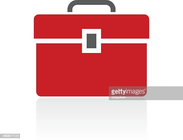 ilustraciones, imágenes clip art, dibujos animados e iconos de stock de caja de herramientas iconos sobre un fondo blanco. proseries - caja de herramientas