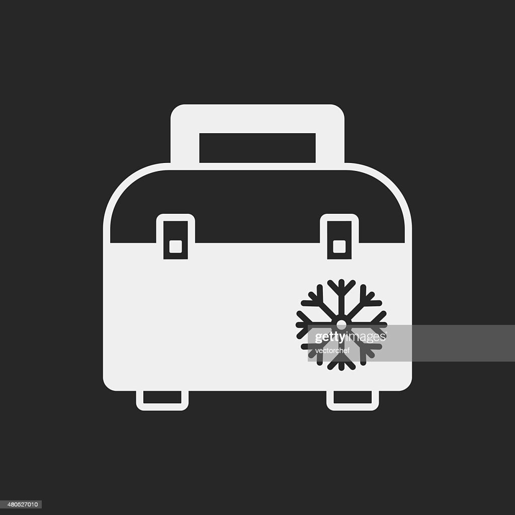 Toolbox icon : Vector Art