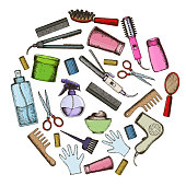 Tools and hair care products