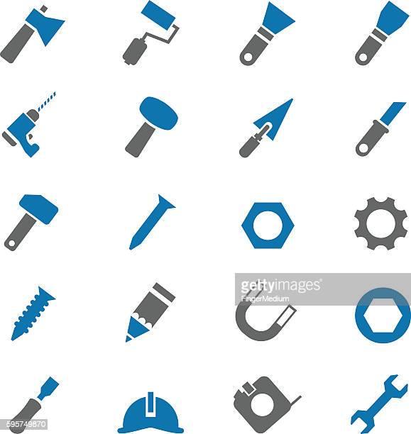 Tools Symbol set