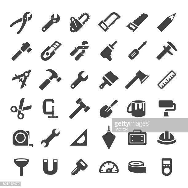 Tools Icons - Big Series
