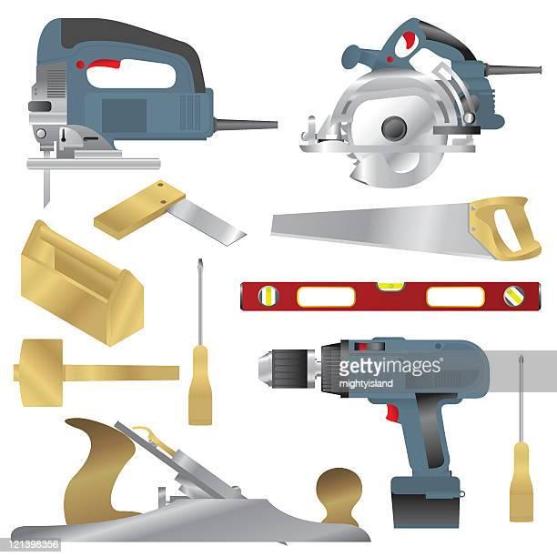 ilustraciones, imágenes clip art, dibujos animados e iconos de stock de herramientas - surface level