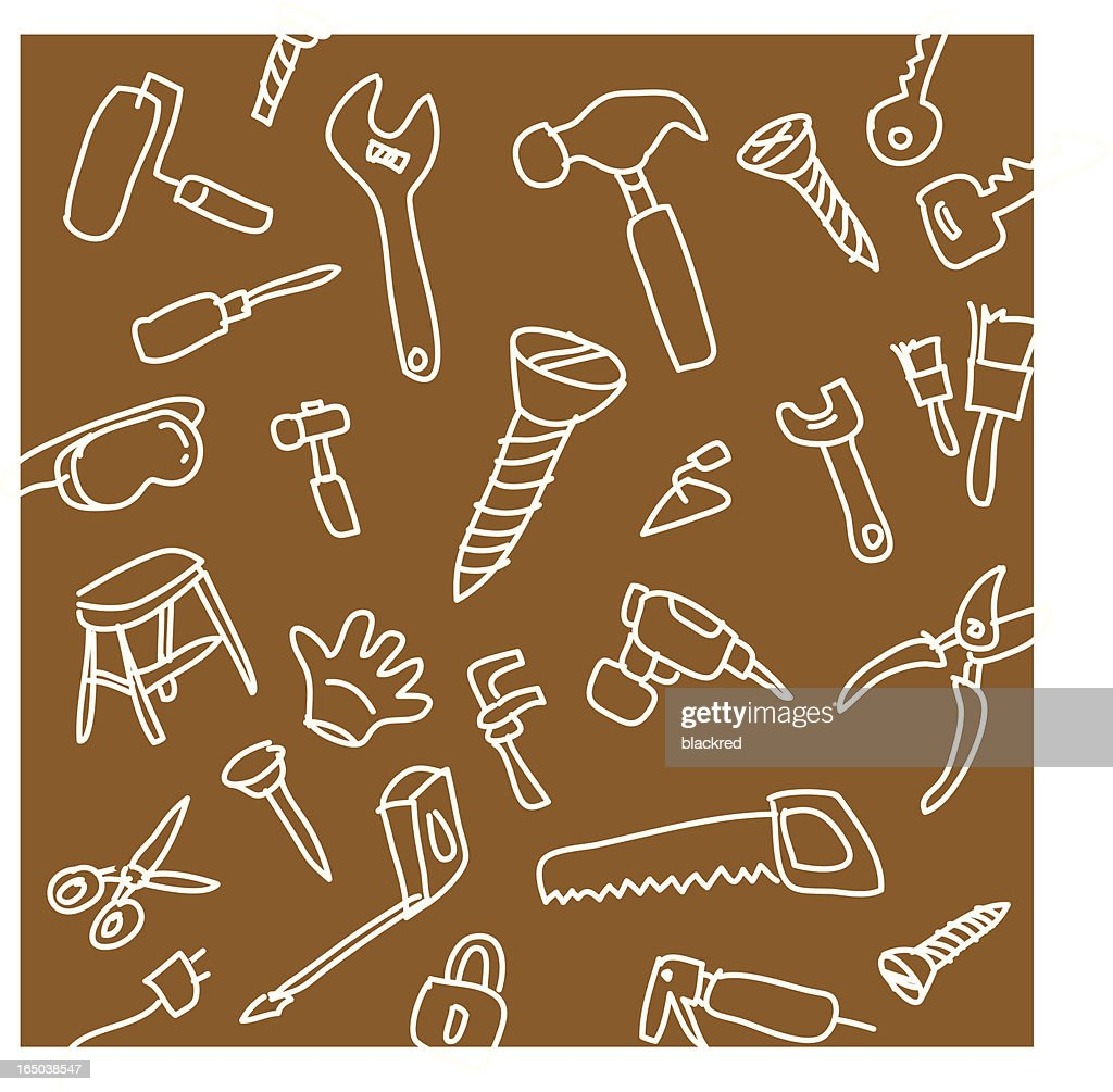 Tools Wallpaper Background