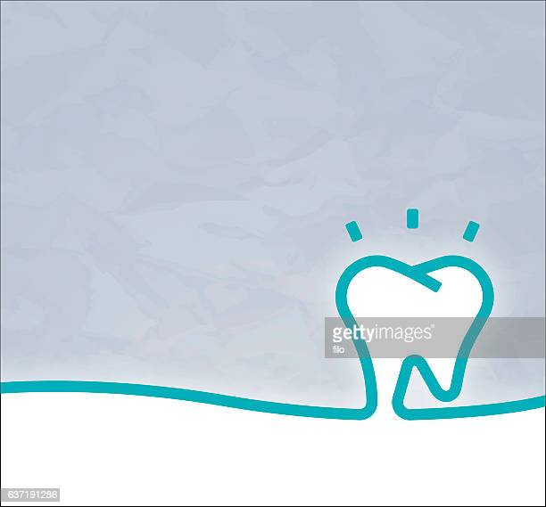 tooth background - brushing teeth stock illustrations