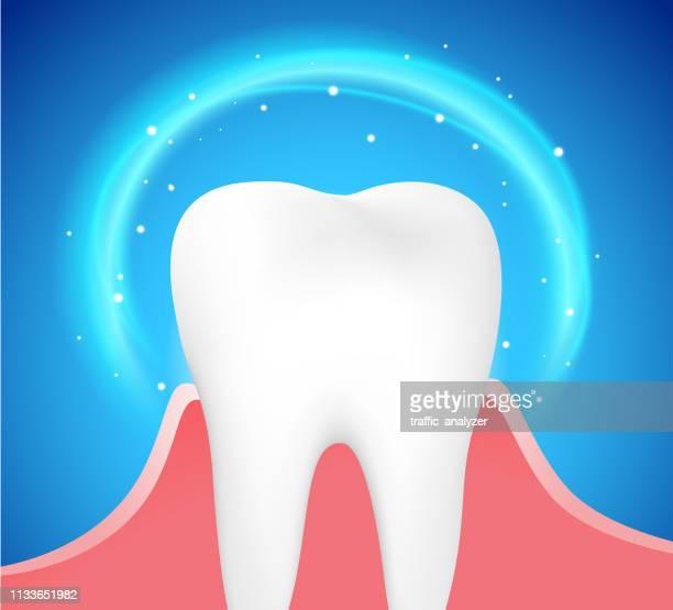 ilustraciones, imágenes clip art, dibujos animados e iconos de stock de diente - dolordemuelas