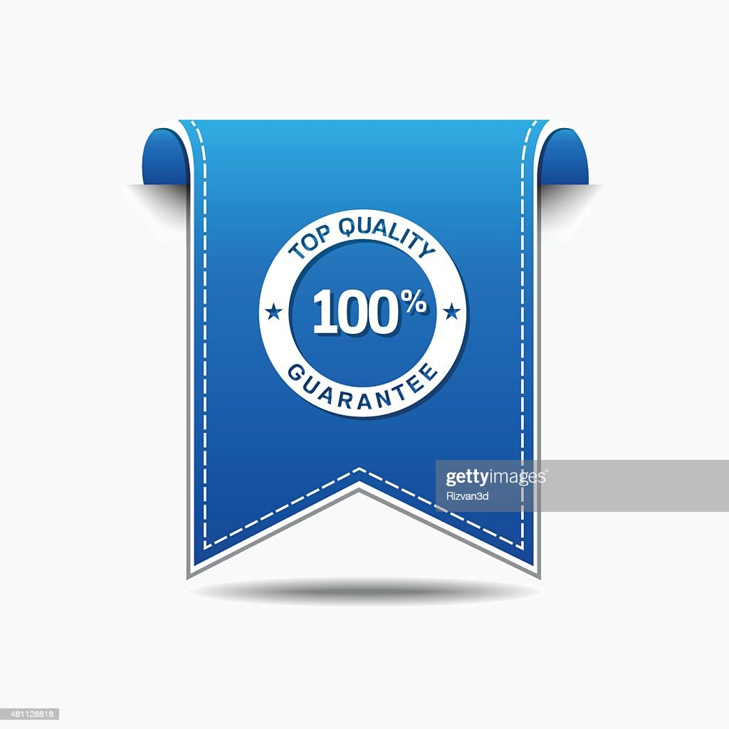 Top Quality Blue Vector Icon Design