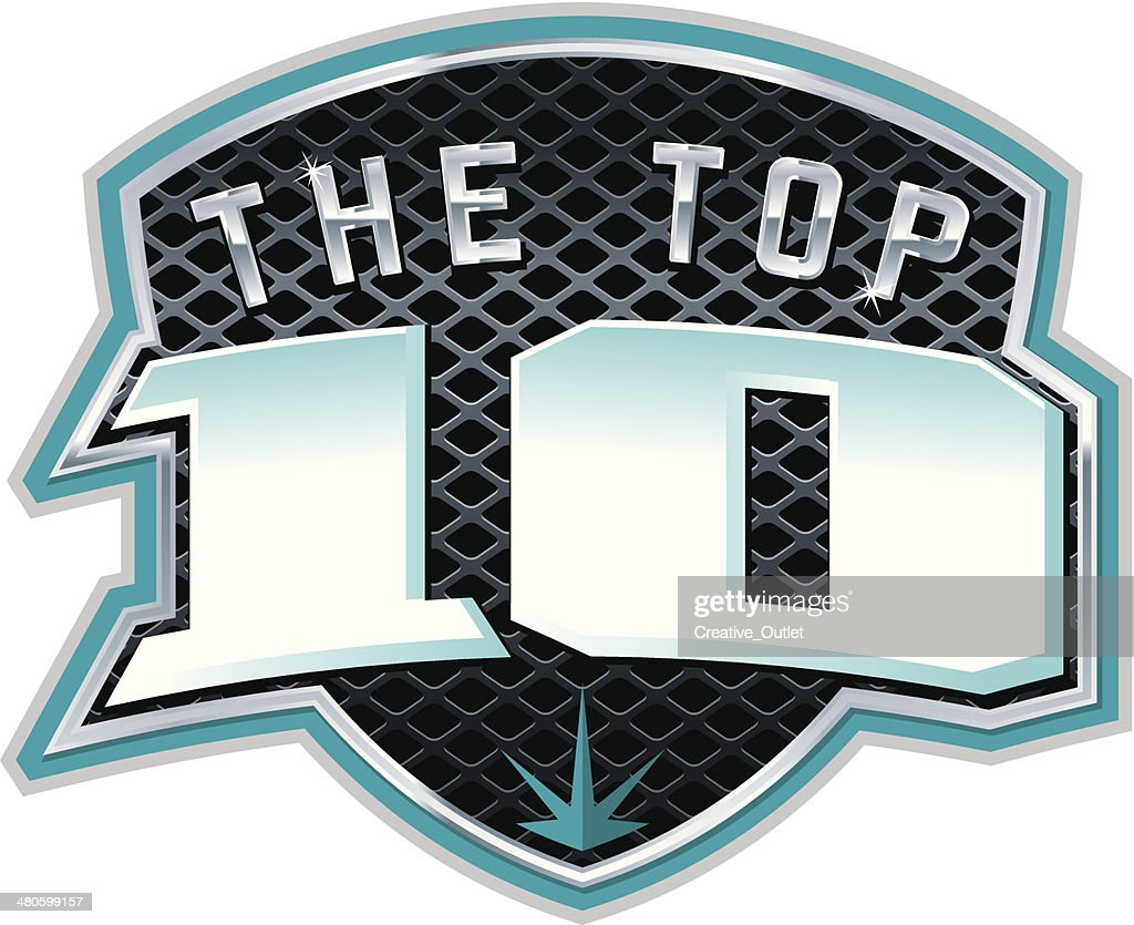 Top10 Heading C : Vector Art
