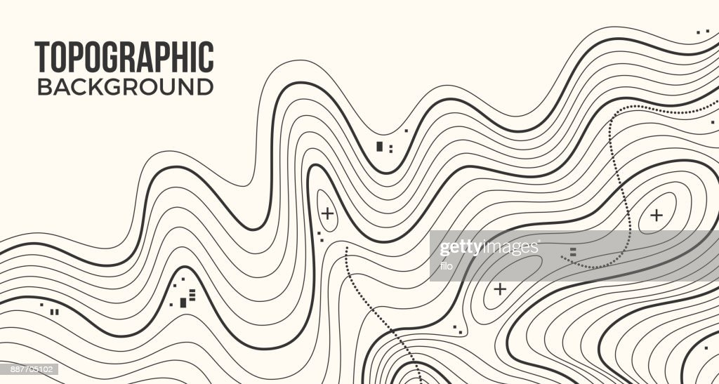 Topographic Background