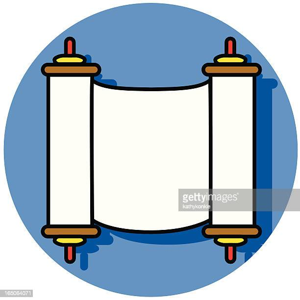 Torah Stock Illustrations And Cartoons