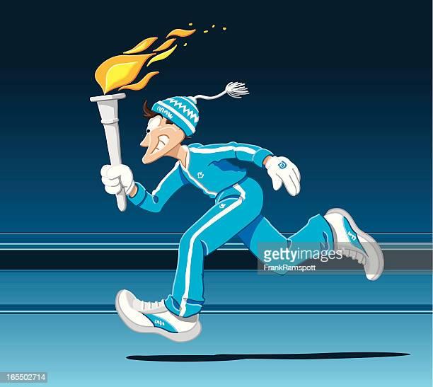 Torch Runner Winter