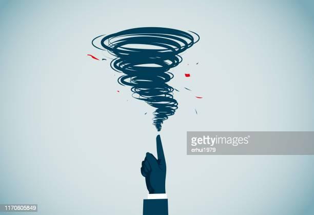 ilustraciones, imágenes clip art, dibujos animados e iconos de stock de tornado - turning
