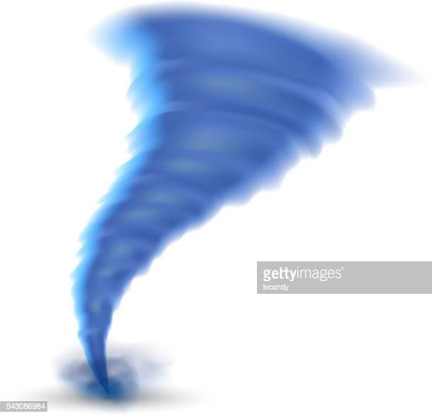 tornado - hurricane storm stock illustrations, clip art, cartoons, & icons