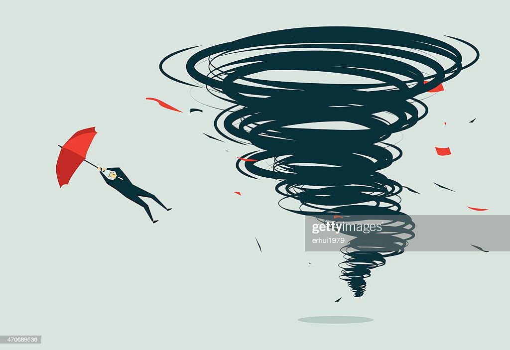 Tornado-Illustration