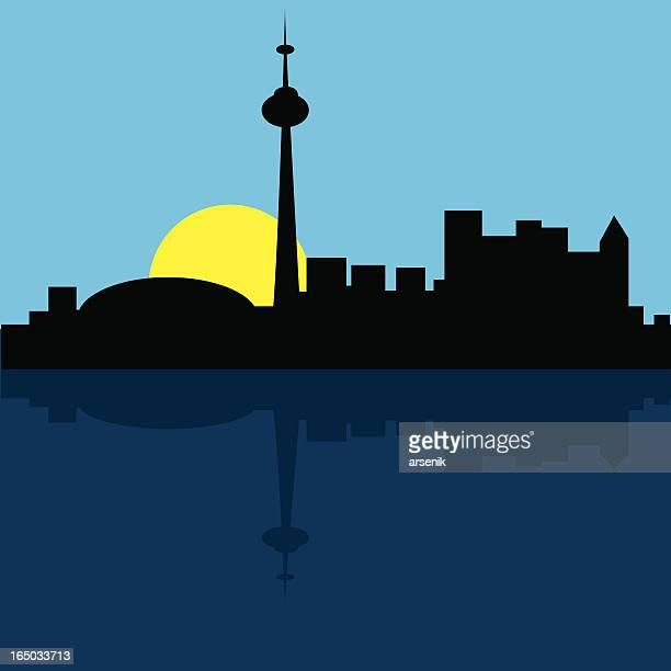 Toronto skyscape