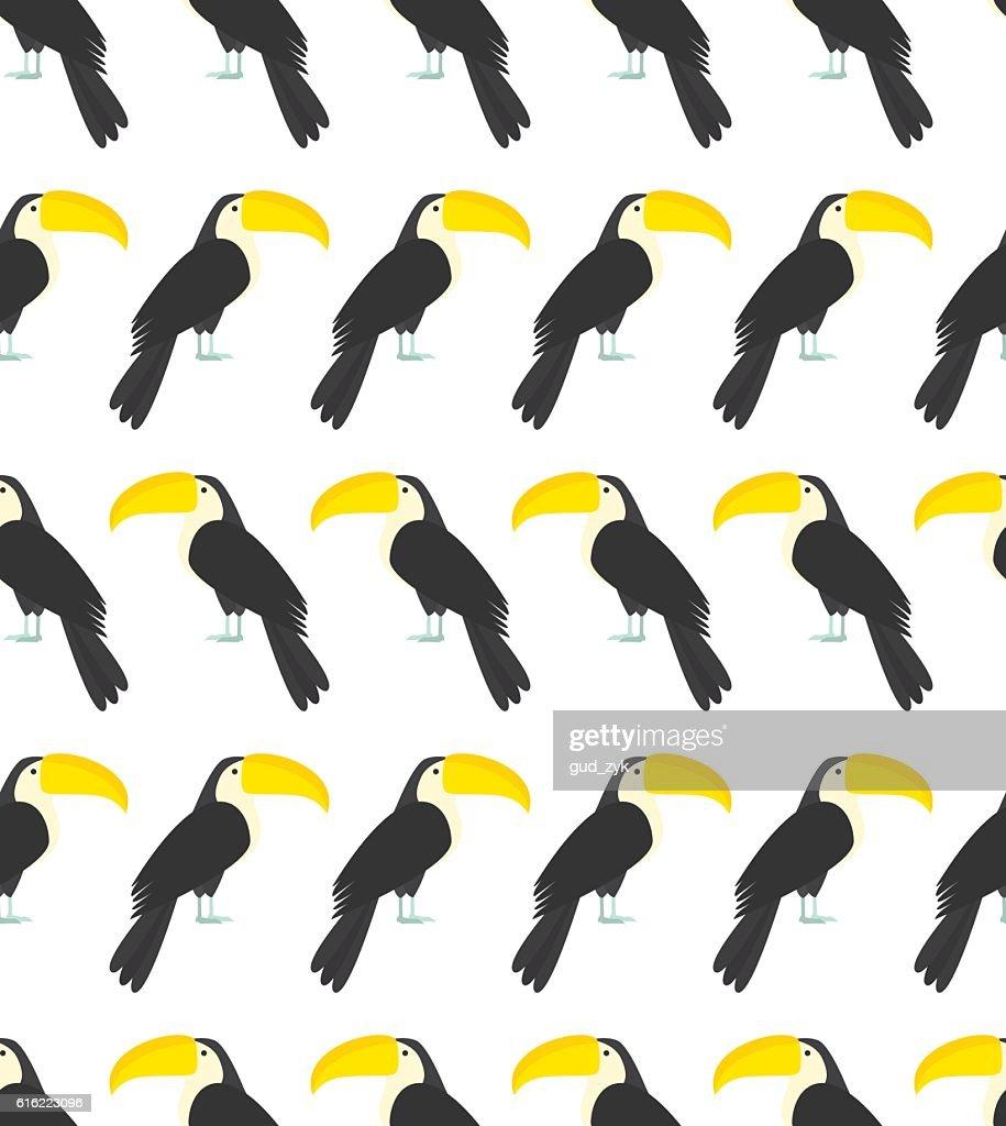 Toucans : Vector Art