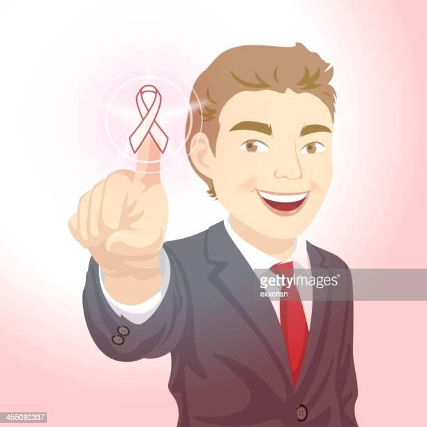Ecrã tátil de Consciencialização contra a SIDA