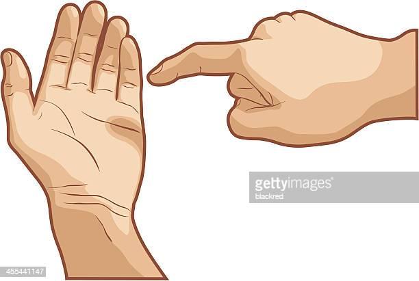 Touch Screen Hands