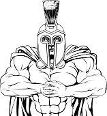 Tough spartan