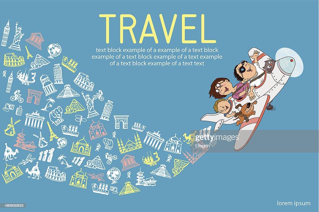 tourism plane