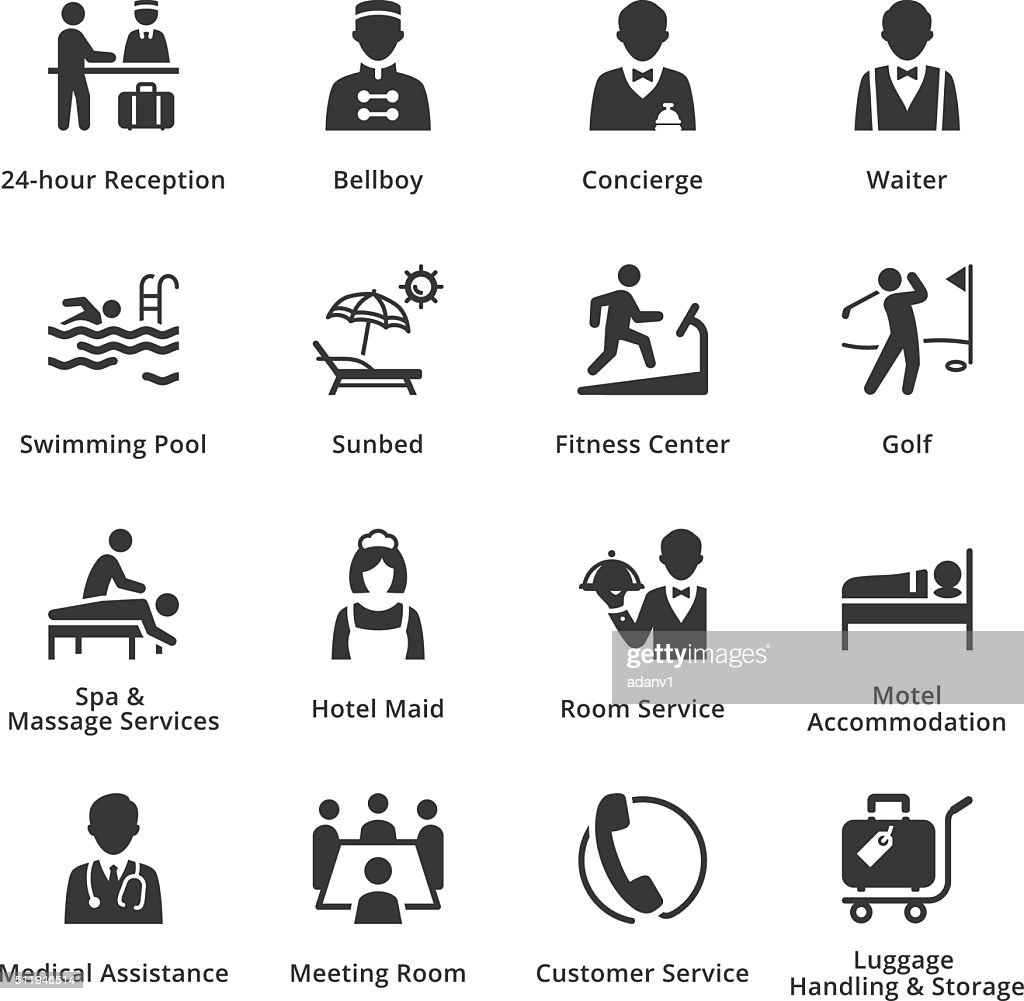 Tourism & Travel Icons - Set 2