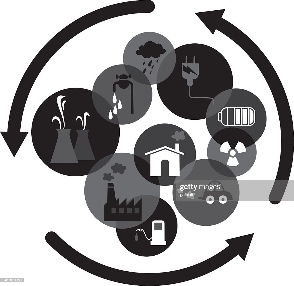 Toxic cycle vector art getty images toxic cycle vector art biocorpaavc Images
