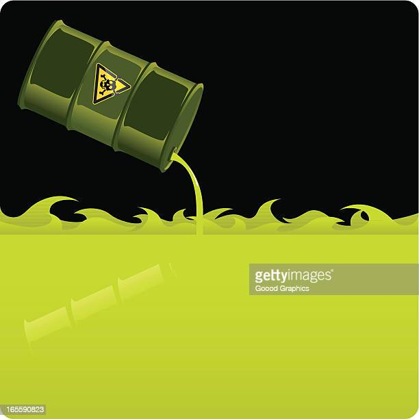 Toxic Waste spill