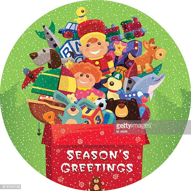 toys for season's greetings