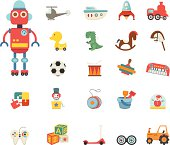 Toys icon