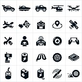 RC Toys Icons