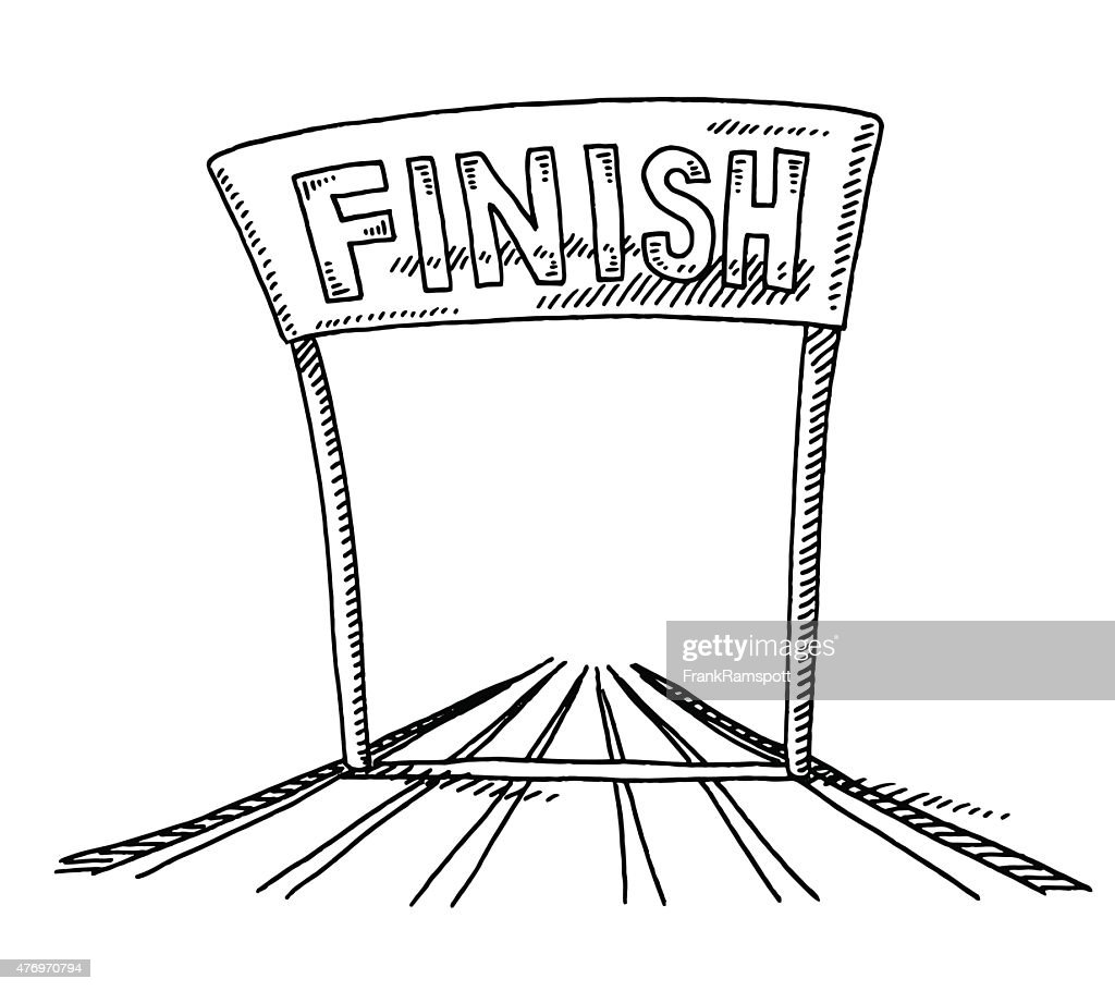 how to finish a drawing fast