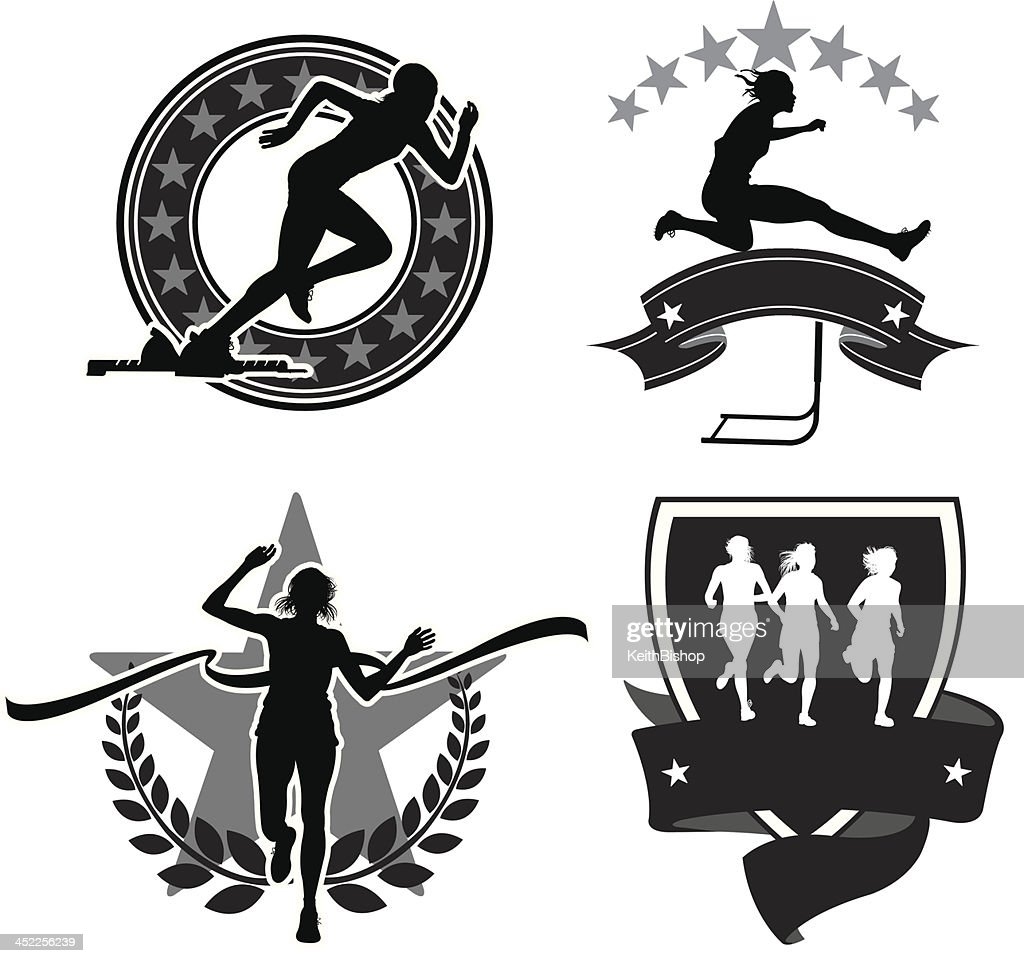 Track and field clip art the cliparts 2 | Track and field, Clip art, Track  pictures